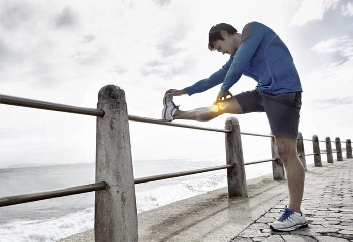 Comment traiter un blocage du genou